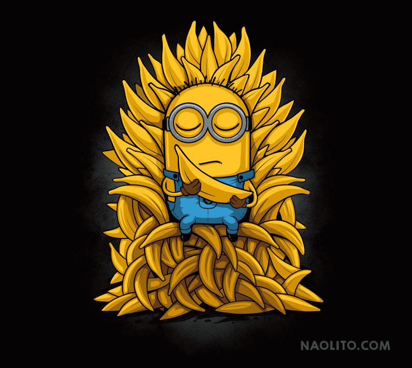 Naolito, Minion Throne