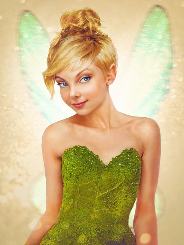 Tinkerbell, real life