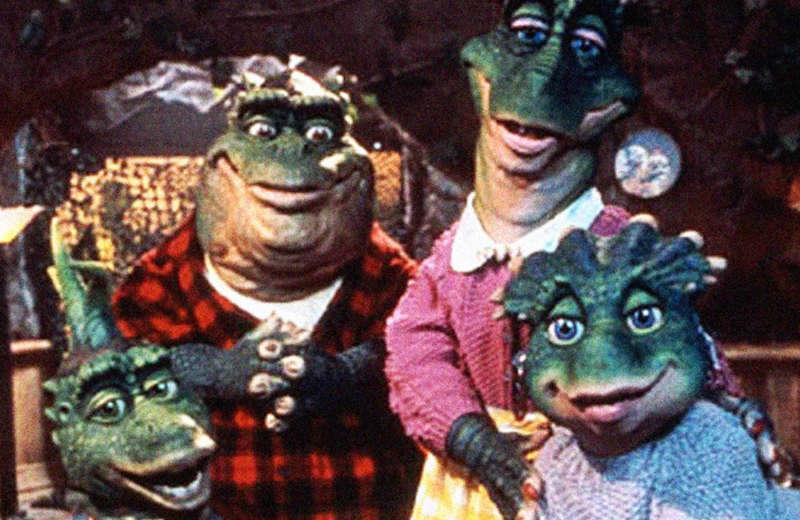 dinosaurs TV show family 2
