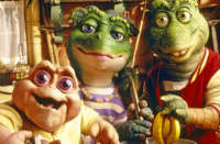 dinosaurs TV show teaser
