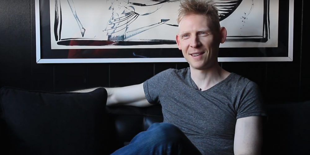 VIDEO: The Heartwarming Love Story Behind Rentboy Rob Yaeger's Escorting Career