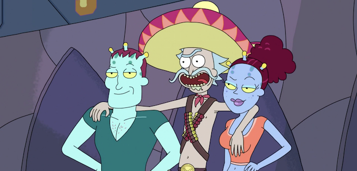VIDEOS: Is Rick from Rick & Morty The First Pansexual On U.S. TV?