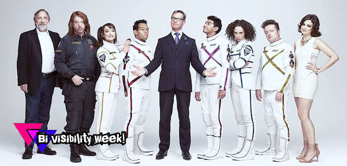 paul feig, other space, yahoo screen, comedy, bisexuality, bi visibility week, joel hodgson, trace beaulieu, mst3k