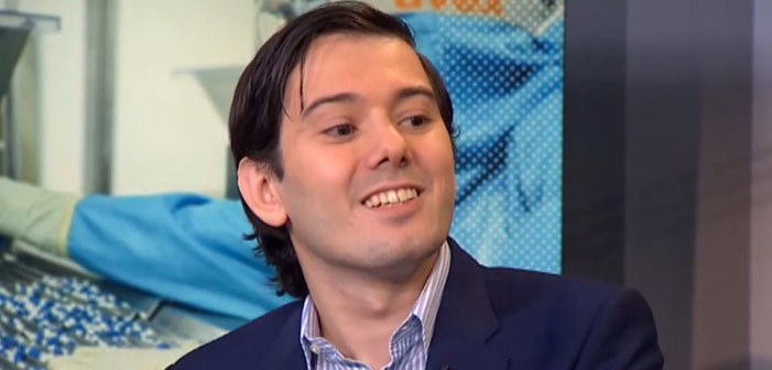 This Is Price Gouging Martin Shkreli's Dating Profile