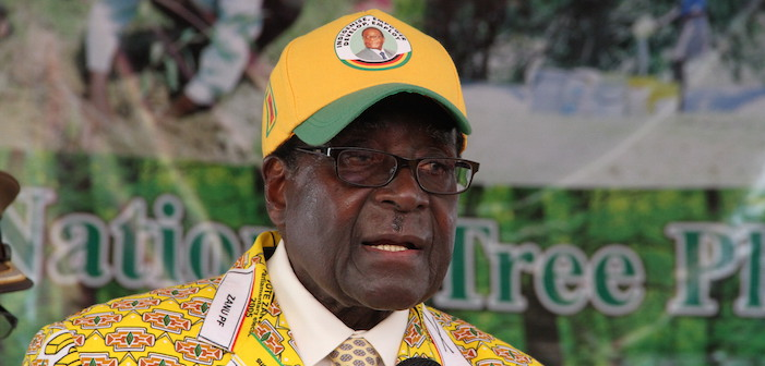 Au Contraire, Robert Mugabe: Top 10 Reasons Zimbabwe Is Super Gay