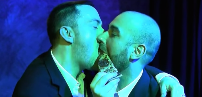 UPDATED: Surprise! Homophobic Pizza Joint Unknowingly Caters A Gay Wedding