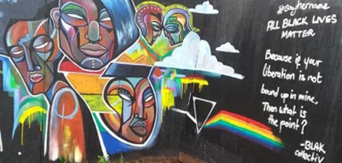 transgender, women of color, mural, ottawa, canada