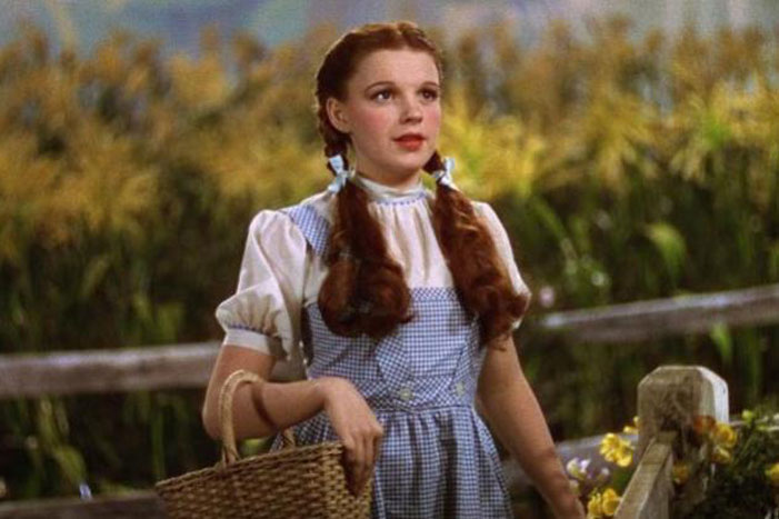 Judy Garland, Dorothy, Wizard of Oz, friend of Dorothy