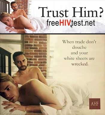 PrEP, HIV, AIDS Healthcare Foundation, AHF, drugs, Trust Him, Truvada, freeHIVtest.net