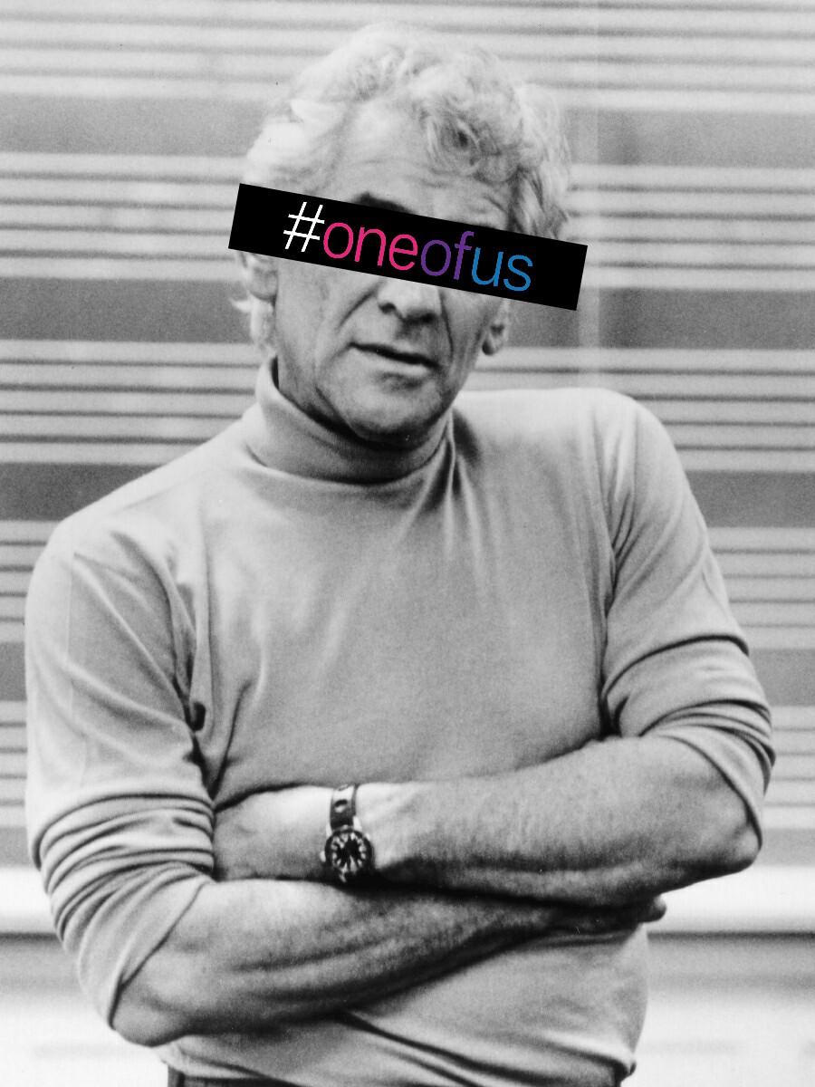 Leonard Bernstein, conductor