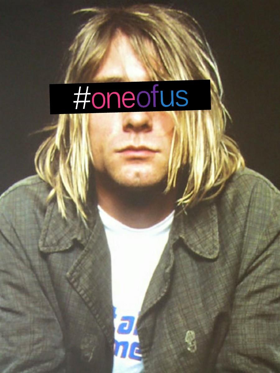 Kurt Cobain, musician