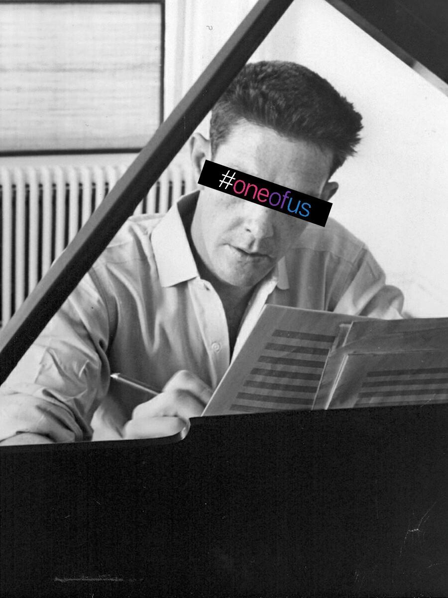 John Cage, experimental composer