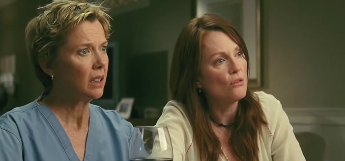 Annette Bening and Julianne Moore, The Kids Are All Right