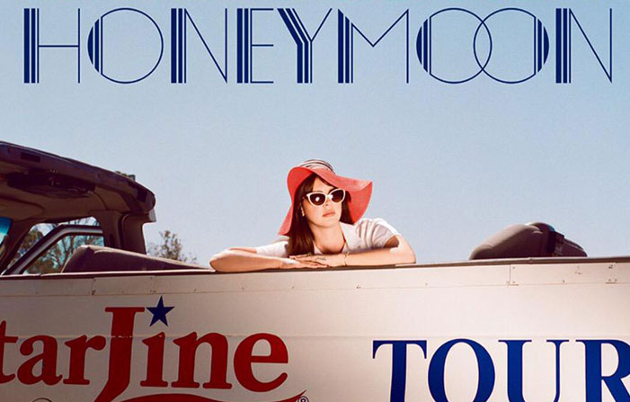 lana del rey honeymoon Honeymoon, Lana Del Rey, music
