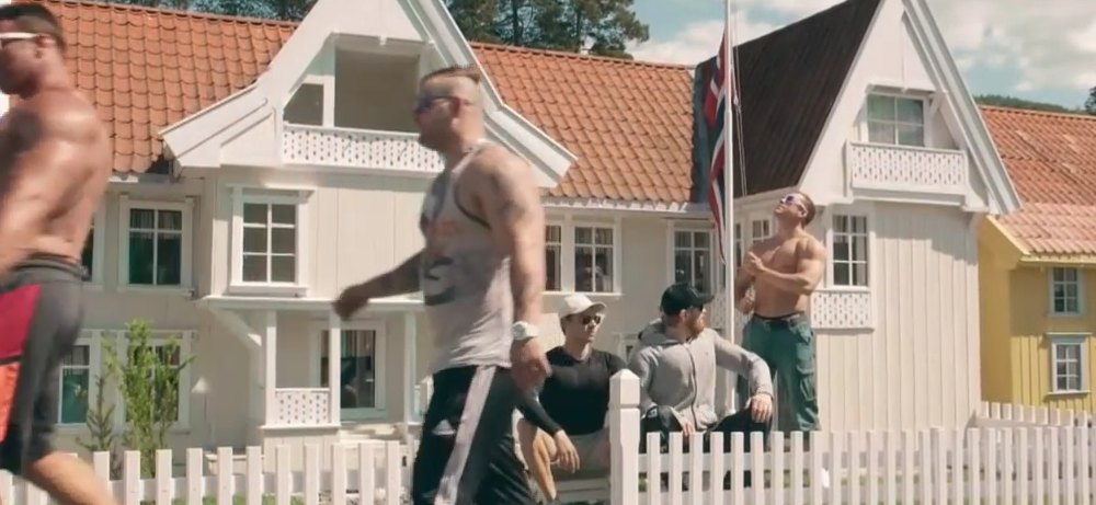 VIDEO: Norwegians Prank English-Speaking World With Beefcake Video