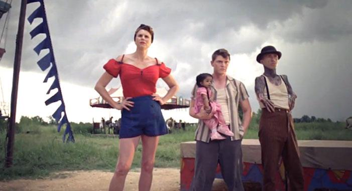 American Horror Story, AHS, transgender, Freak Show, Amazon Eve