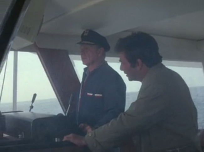 Maj. Gen. Martin Hollister: You know, Lieutenant, I don't see how a man, with the name of Columbo... shouldn't he be more at home on a boat? Lt. Columbo: Must've been another branch of the family, sir.