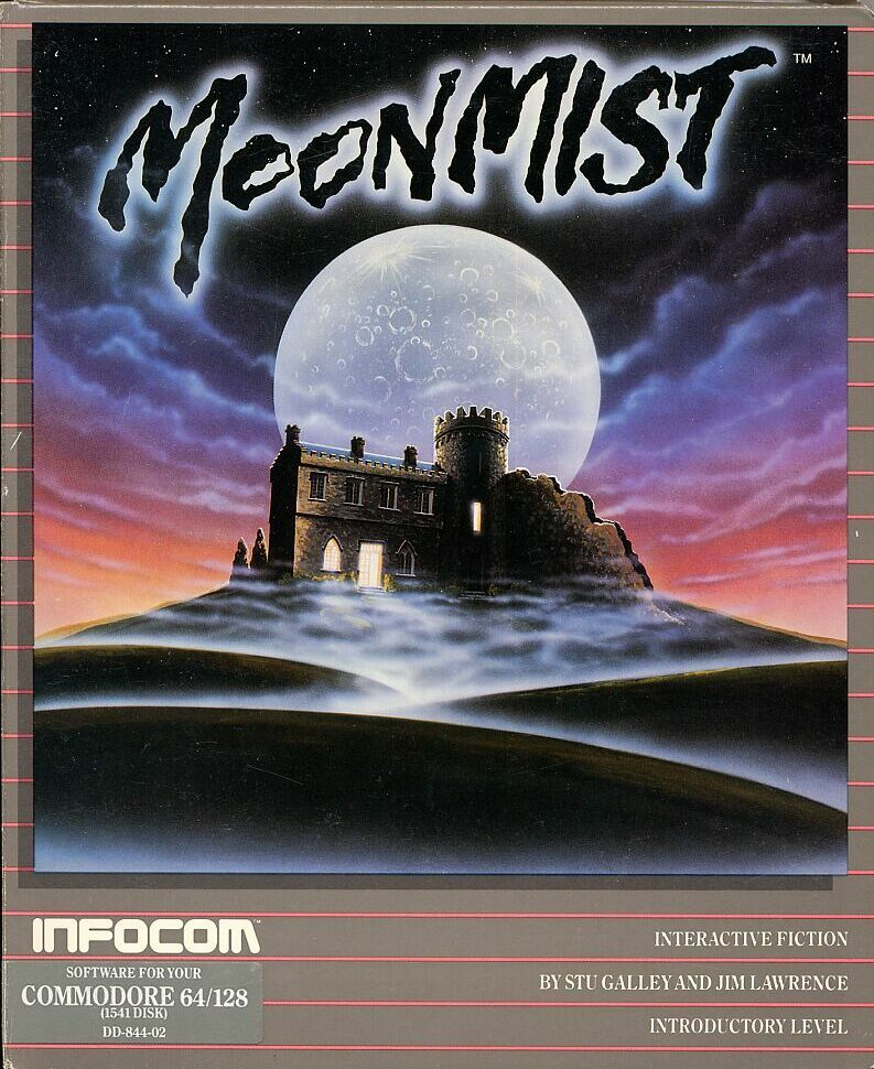 Moonmist, lesbian video game