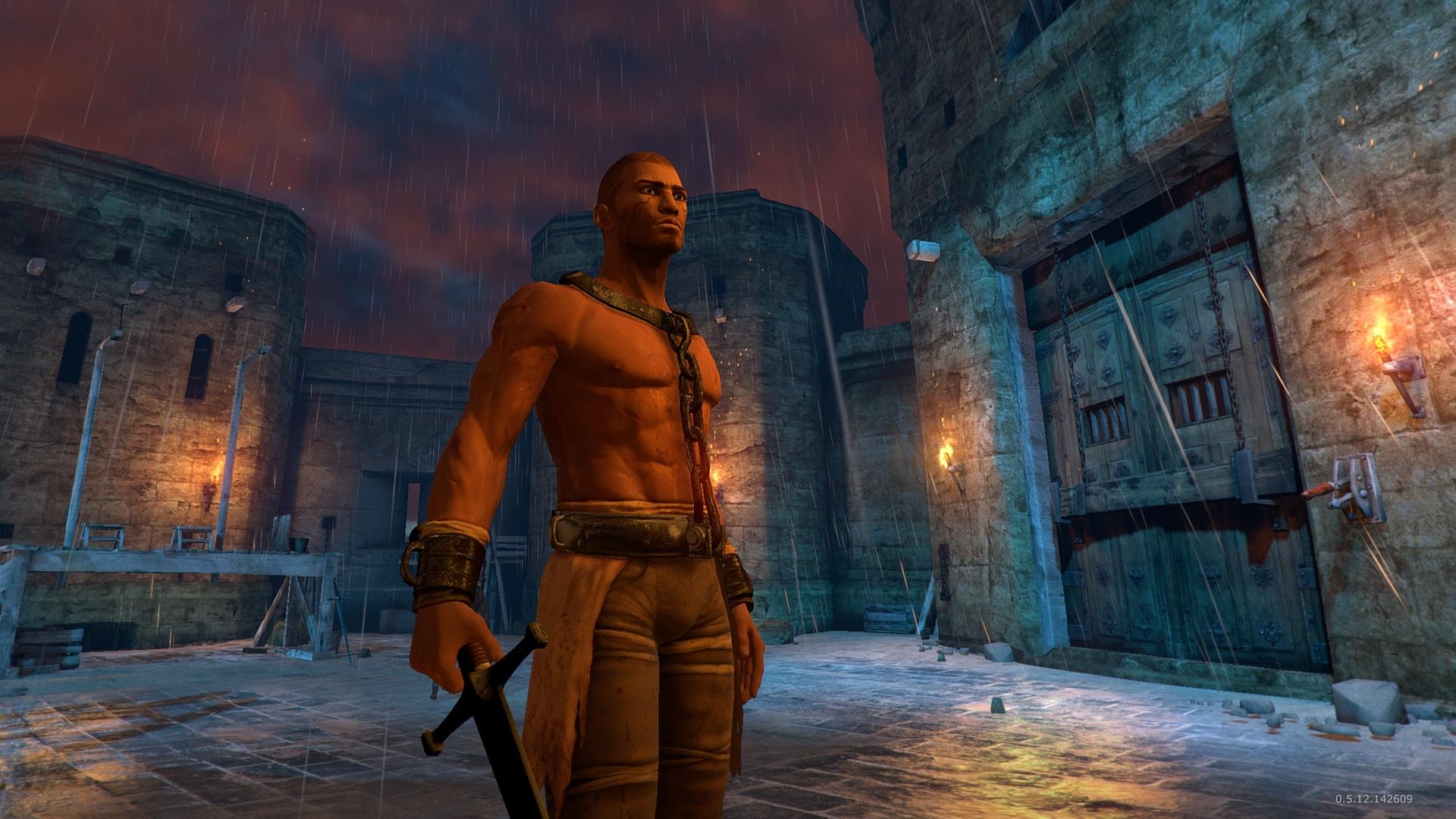 Kian Alvare in Dreamfall Chapters