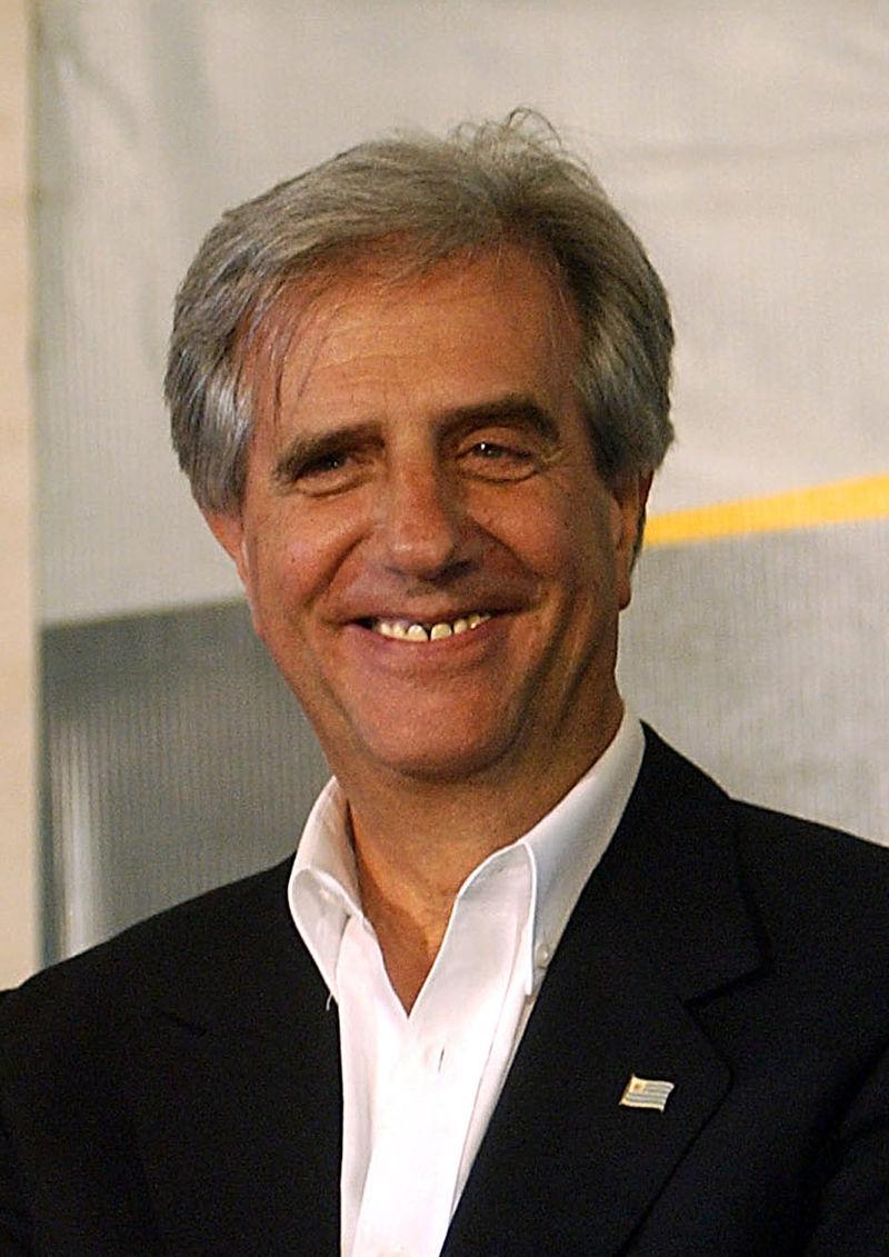 President Tabaré Vázquez of Uruguay