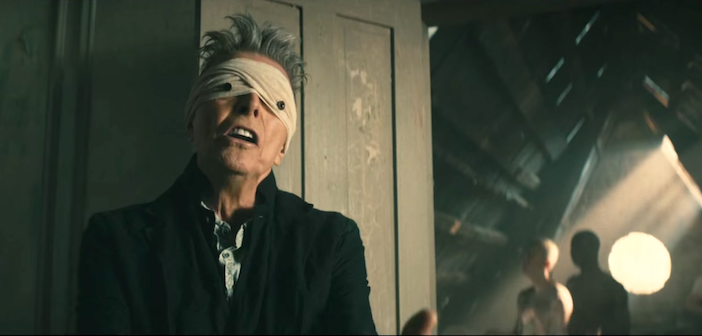david bowie, blackstar, new music, music news, killer mike, run the jewels