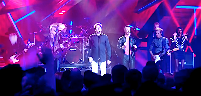 Save a Prayer For Paris: Eagles Of Death Metal Cover Duran Duran