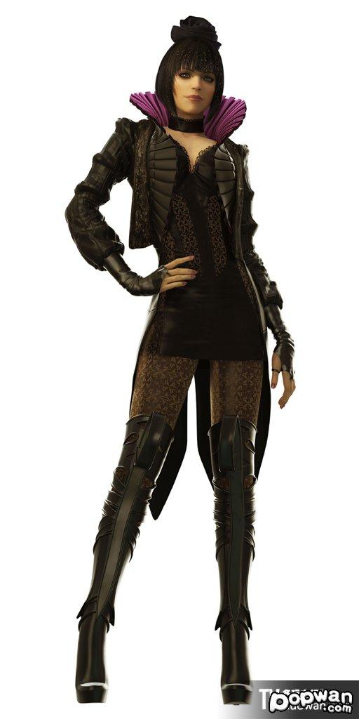 Eliza Cassan, Deus Ex, Video Games, Queer, Hookups