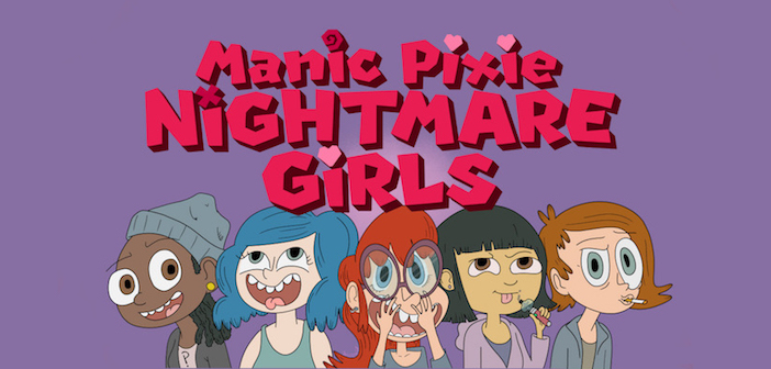 COMIC: Jessica Udischas of 'Manic Pixie Nightmare Girls' Picks Her Top Strips