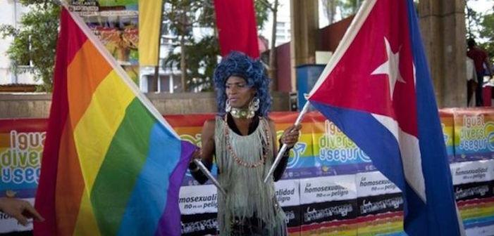 cuba, gay marriage, pride, same-sex marriage, carribean