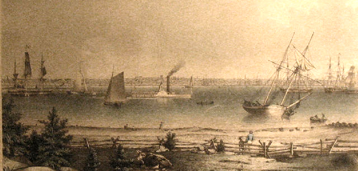 new bedford 19th century