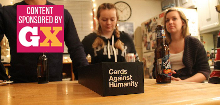 cards against humanity, ladies against humanity, feminism, progressive, funny, comedy, satire