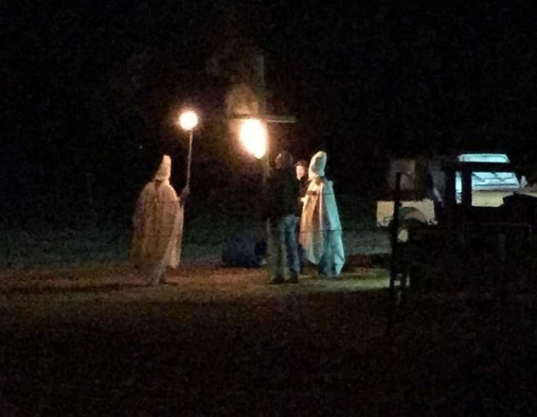 Oklahoma KKK Halloween scare