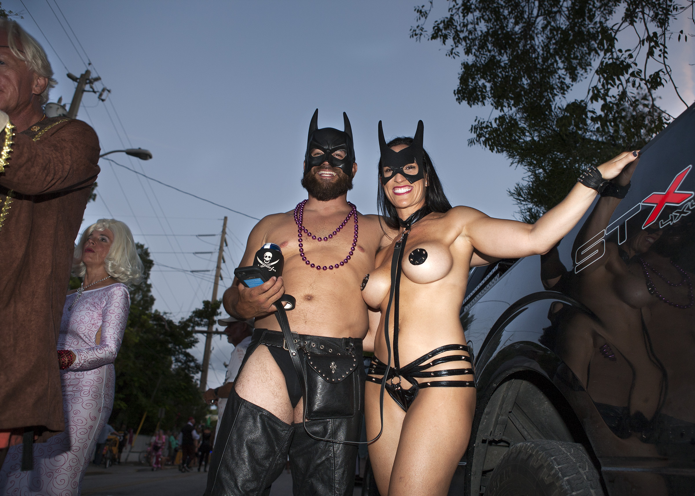 Key West Fantasy Fest 2015 by Andrew Printer
