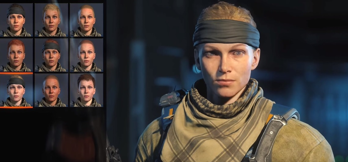 Call of Duty: Black Ops 3, video game, female protagonist, character, war