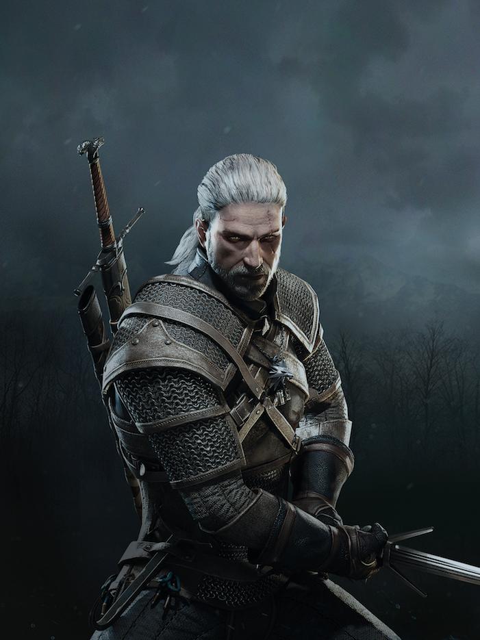 Geralt of Rivia, video games, gaming, queer, hookups