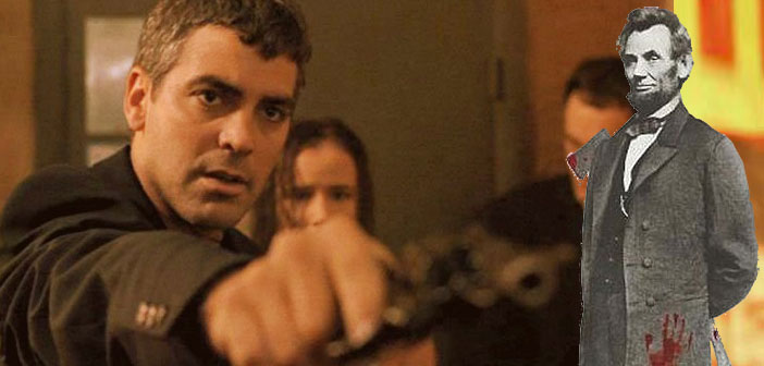 George Clooney, abraham lincoln, from dusk til dawn, vampire hunter, film, movies
