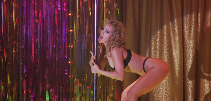 Elizabeth Berkley in Showgrisl (1995)