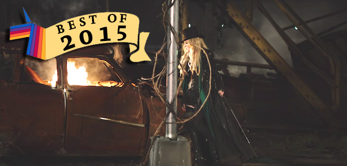 best of 2015, best songs, best songs of 2015, madonna, ghosttown