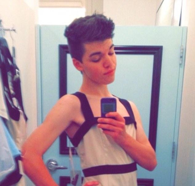 Trans teen Leelah Alcorn