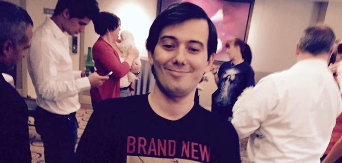 "Here's Everything We Know About Martin ""Pharma Bro"" Shkreli's Arrest"