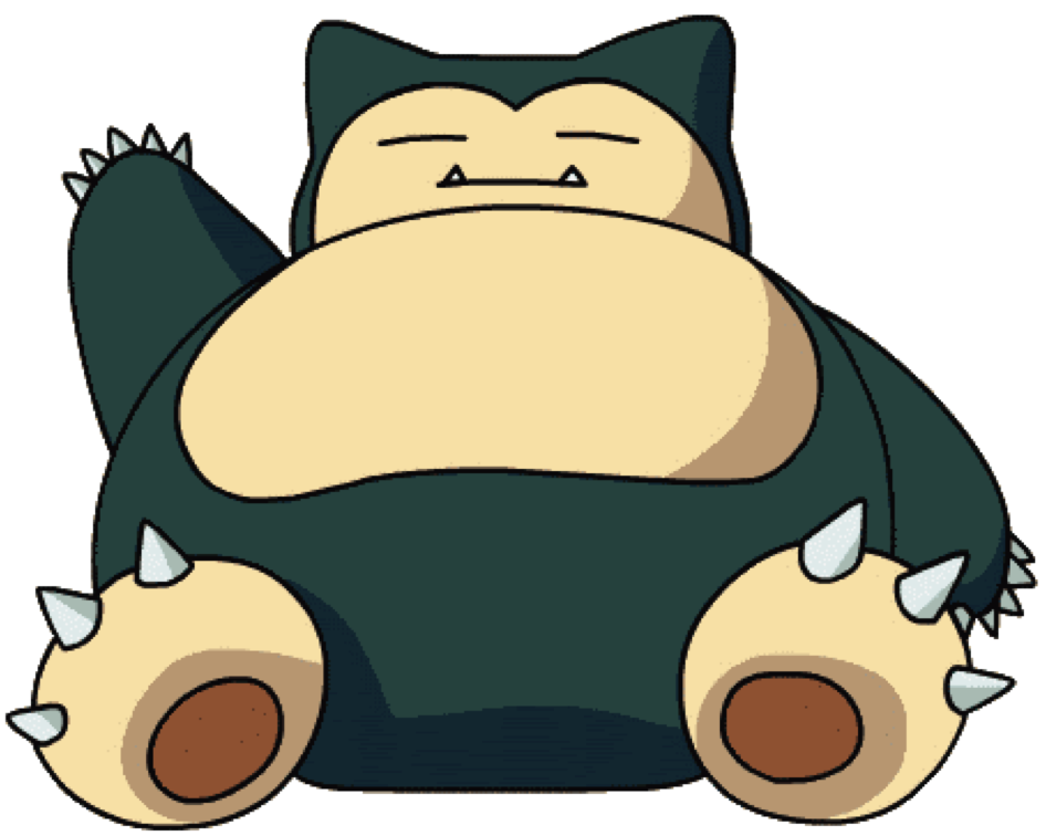 Snorlax gay Pokemon 143