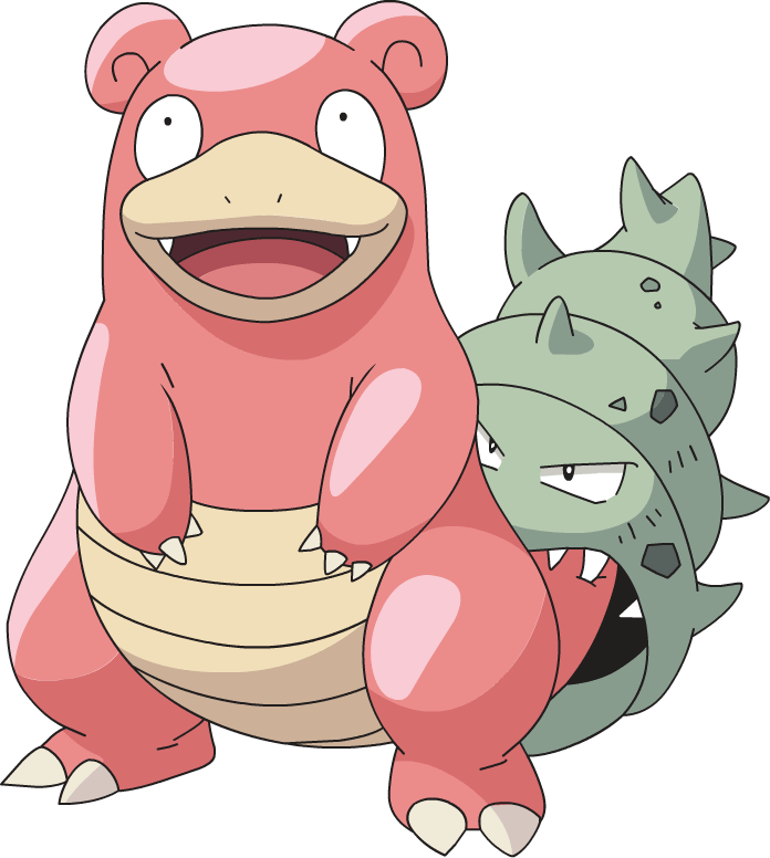 Slowbro gay Pokemon