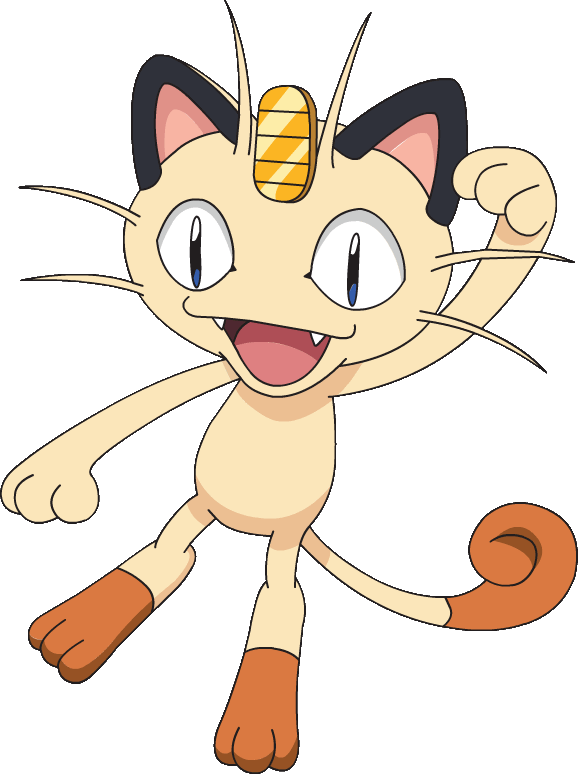 Meowth gay pokemon 52