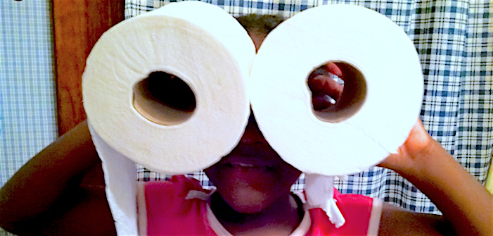 On Toilet Paper's Birthday, Celebrate By Using It Right!