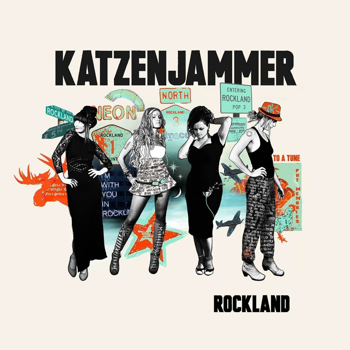 Katzenjammer, Rockland, Best of 2015, Music