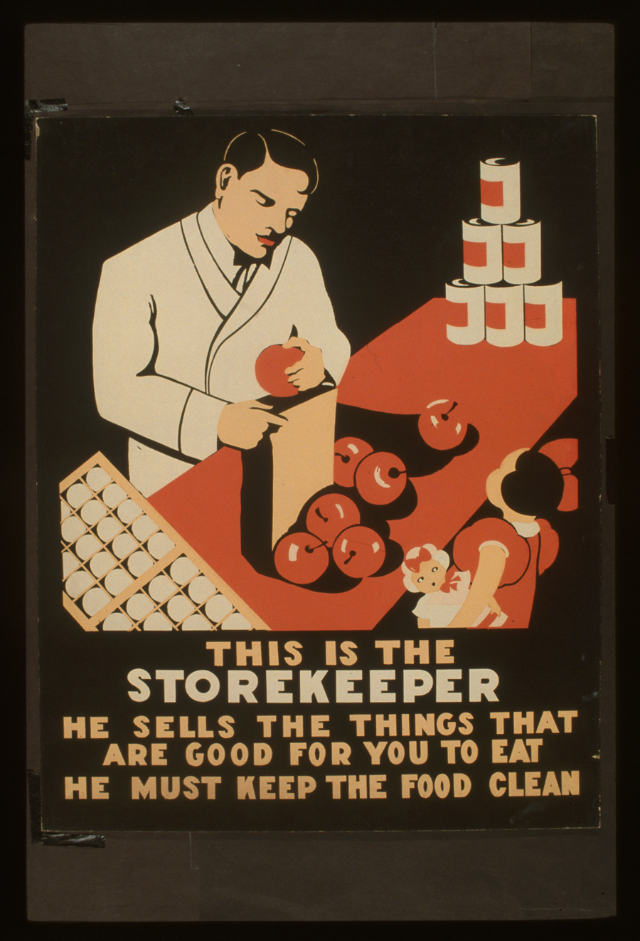 WPA posters at Library of Congress
