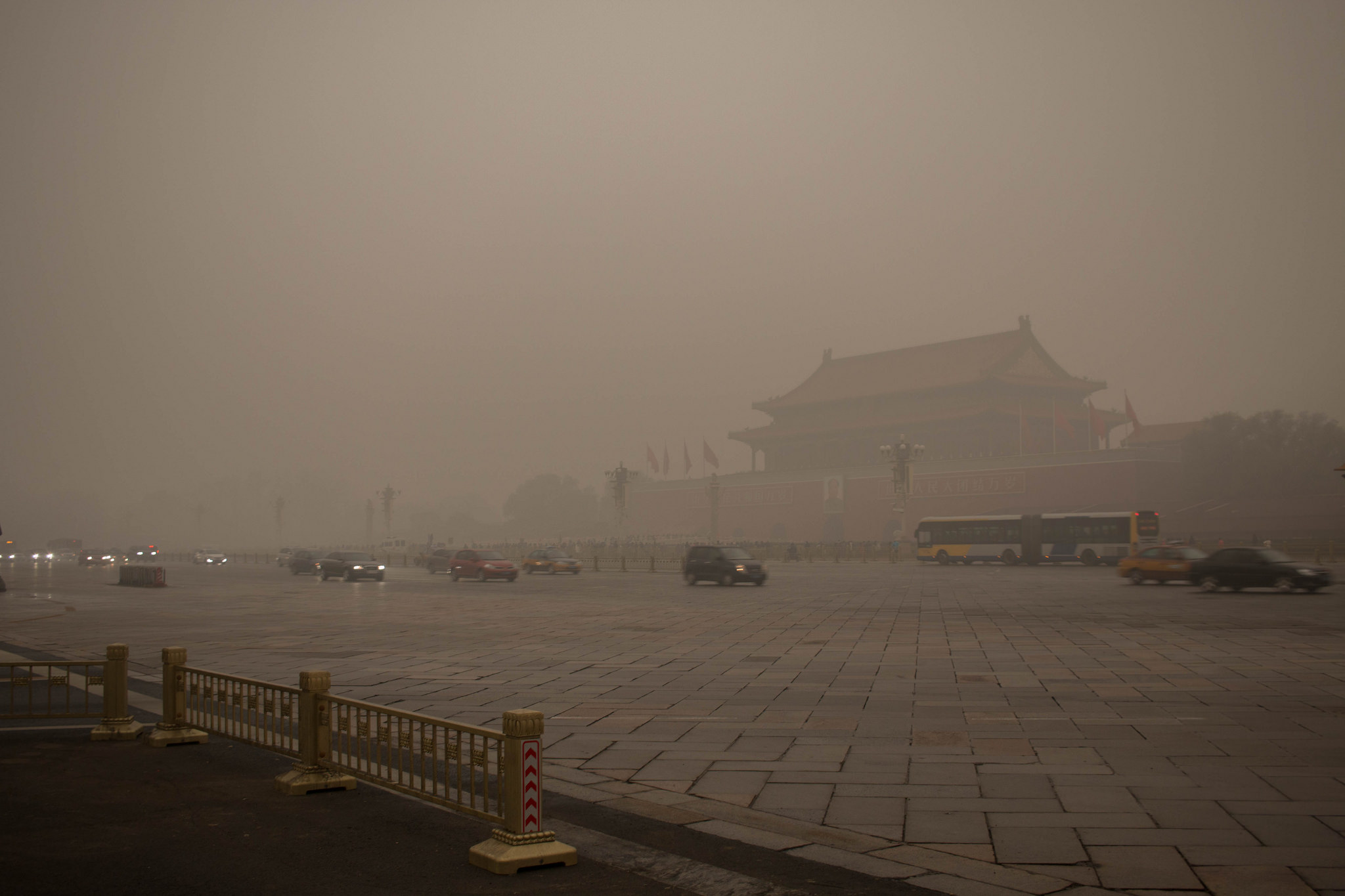 What's Causing Beijing's Smoggy Airpocalypse? And What Can Fix It?