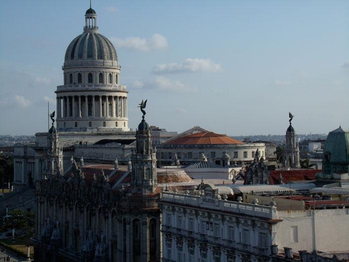 Havana, Cuba, buildings, architecture, landscape, sky