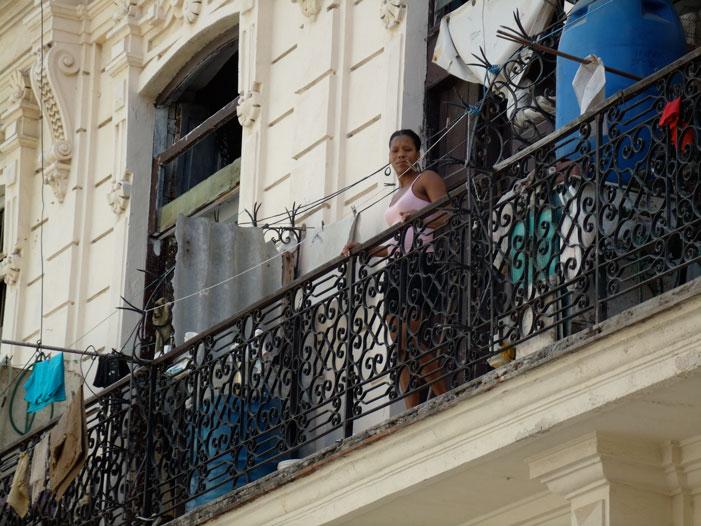 Havana, Cuba, building, resident, citizen, photo, picture