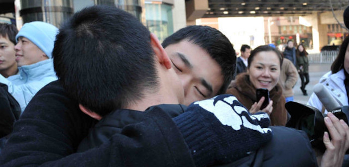 The Surprising Reasons HIV Infections Are Rising Among Gay Chinese Students